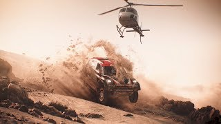 Official licensed Dakar Rally-Game Coming to Consoles and PC in june! DAKAR 18 is focused on the realism and promises stunning visuals, which faithfully represent vehicles and pilots of the...