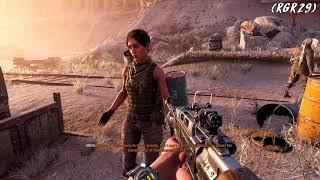 Metro Exodus Gameplay Walkthrough Part 21 - PC 4K 60FPS