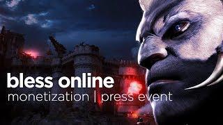 Bless Online News, Release Date, Monetization & Press Event | MMORPG 2018