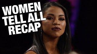 The Bachelor Women Tell All Breakdown