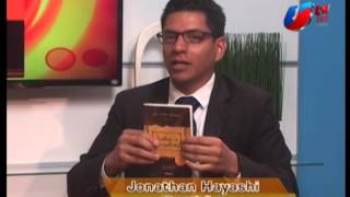 CCM - Libro de la Semana Sabor a Chocolate Jonathan Hayashi