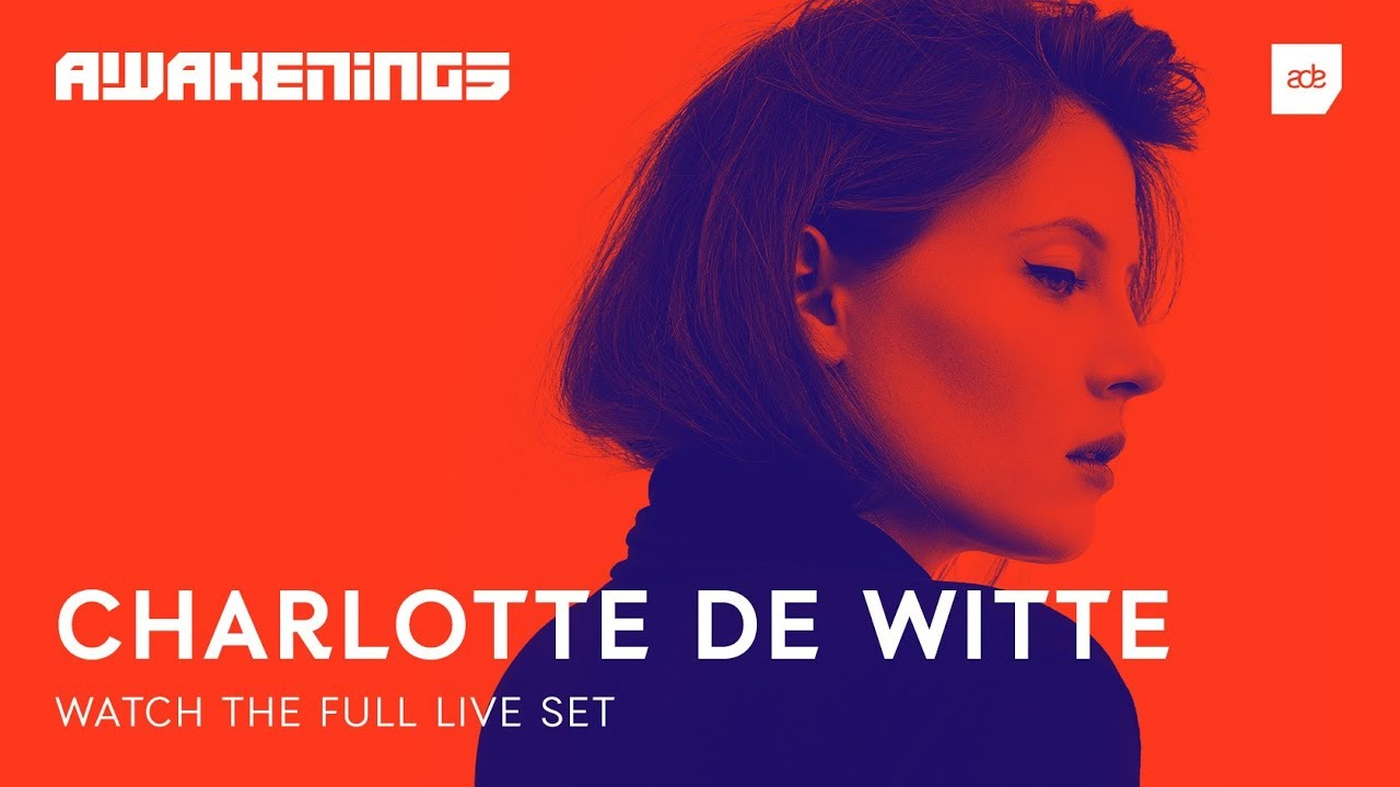 Charlotte de Witte - Live @ Awakenings ADE Hard Opening Night 2018