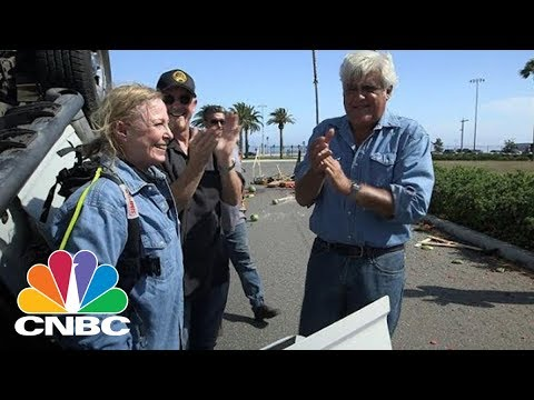 Award-Winning Stuntwoman Debbie Evans Flips Cars With Jay Leno | CNBC