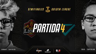 MAD Lions E.C. Colombia VS Vault Esports | Semifinales | Golden League Playoffs | Mapa 4