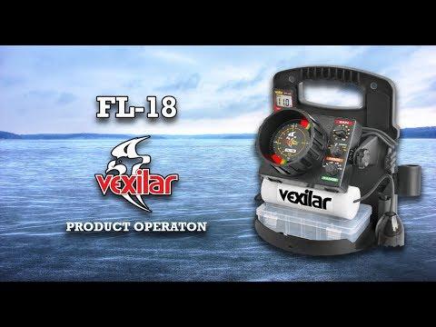 The Vexilar FL 18 Operation