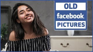 Reacting to my Old FB Pictures | #RealTalkTuesday | MostlySane