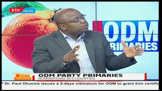 Are aspirants and incumbent leaders behind the delays in ODM party primaries?