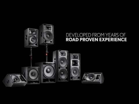JBL PRX800 Series Self-Powered PA Speakers Introduction | Full Compass