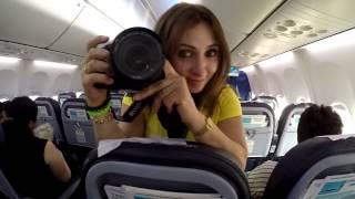 Израиль. Москва-Тель-Авив (Аэропорт Внуково - Бенгурион) Israel #1 Отдых в Израиле