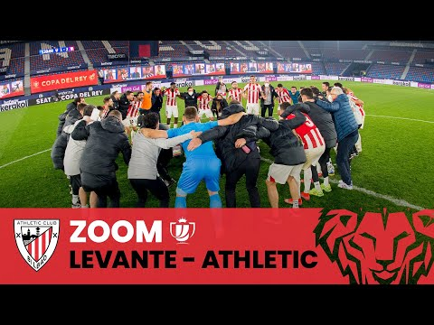 📽 ZOOM | Levante UD – Athletic Club | 1/2 (vuelta) Copa del Rey 2020-21