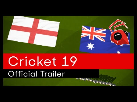 Cricket 19: The Official Game of the Ashes is OUT NOW! thumbnail
