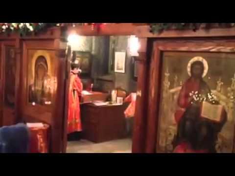 Крещение в воробьевской церкви иваново
