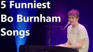 5 Funniest Bo Burnham Songs
