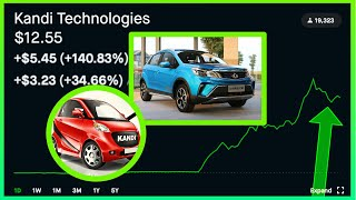 Kandi Technologies (KNDI) Is The Next Hot EV STOCK! Should You Invest In KNDI Now? Robinhood Invest