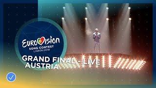 Cesár Sampson - Nobody But You - Austria - LIVE - Grand Final - Eurovision 2018