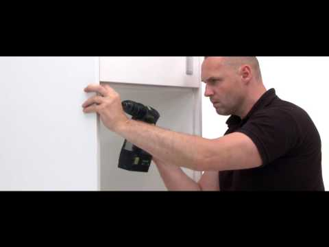 AEG - How to install Built-in Microwave