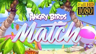 Angry Birds Match Game Review 1080P Official Rovio