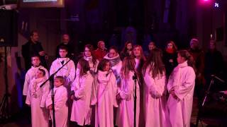 Pintér Béla: Gyere el a jászolhoz (Karácsonyi Léleksimogató Koncert - 2014)