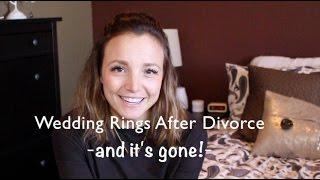 Wedding Rings After Divorce | I Sold It (online) & Plans