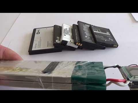 Самодельный походный аккумулятор(powerbank)