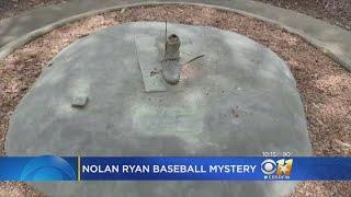 Nolan Ryan Statue Stolen In His Hometown Of Alvin