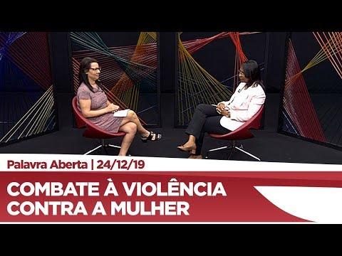 Rosangela Gomes explica proposta de combate à violência contra mulher