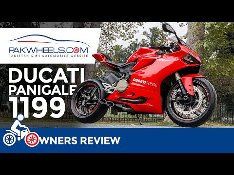 Ducati Panigale | Owner's Review | PakWheels