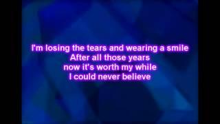 Julie Anne San Jose - Glad It's Over  (Lyrics)