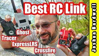 (UPDATED) TBS Crossfire vs. Tracer vs. Ghost vs. ExpressLRS vs. R9 vs. ACCESS vs. ACCST