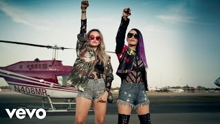 Las Que Se Ponen Bien La Falda - Ivy Queen feat. Ivy Queen (Video)