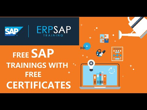 Free Sap Training Course with Certificate| WHAT IS SAP - YouTube