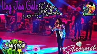 Lag Jaa Gale   Ye Jo Halka Halka   Pehla Nasha Feat. Sunidhi Chauhan [Live] In Kolkata ♥ 2018