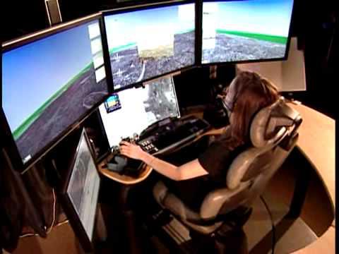 Drone pilots…