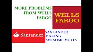 "XRP King of Coins: Wells Fargo Says ""NO"" To Crypto Buying... Santander Making Moves"
