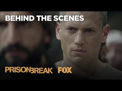 Prison Break Season 5 (Behind the Scenes)