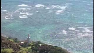 Jimmy Buffett with fans in Waikiki
