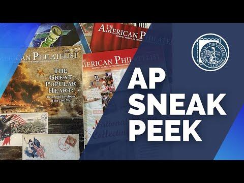 Behind the Scenes Ep.2: The American Philatelist (June 2021)