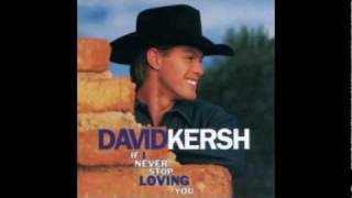 David Kersh - Wonderful Tonight