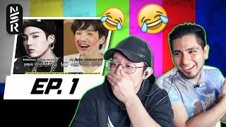 GUYS REACT TO BTS 'ROOKIE KING' EP. 1