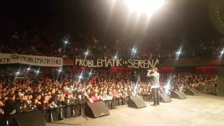 Participacion de Nico Mastre en concierto de Juanka El Problematik #juankaupolican 10 de julio 2016