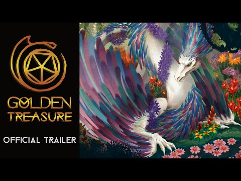 Golden Treasure: The Great Green - Gameplay Trailer thumbnail