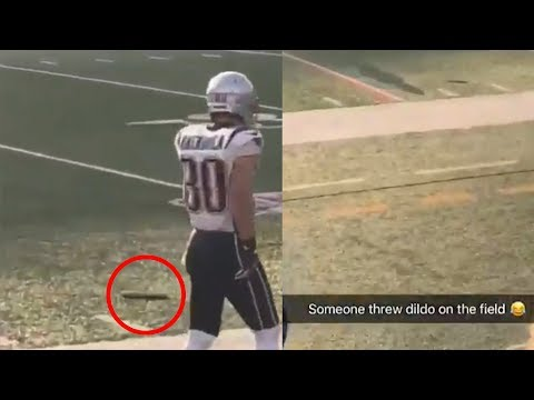 Bills Mafia Throws a DILDO on the Field AGAIN!