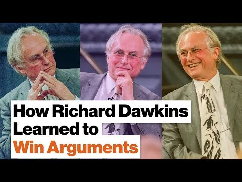 Richard Dawkins: How I Persuade People Who Disagree with Me