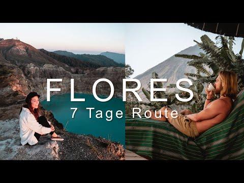 , title : 'Flores Reiseroute 2021 - Das solltest du nicht verpassen!