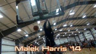 Malek Harris '14 (Illinois Wolves MIX)