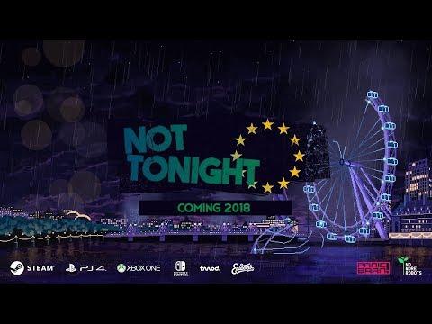 Not Tonight Reveal Trailer thumbnail