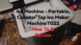 Thinkgizmos Ice Machine Review & How To