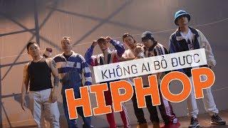 Nobody leaves HIPHOP - Da LAB x KraziNoyze x Thinking Small (Official MV)