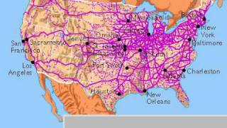 U.S. Railroad History