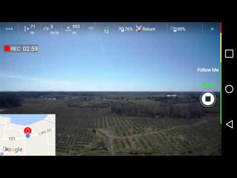 Xiro Xplorer V -600meter  distance limit test